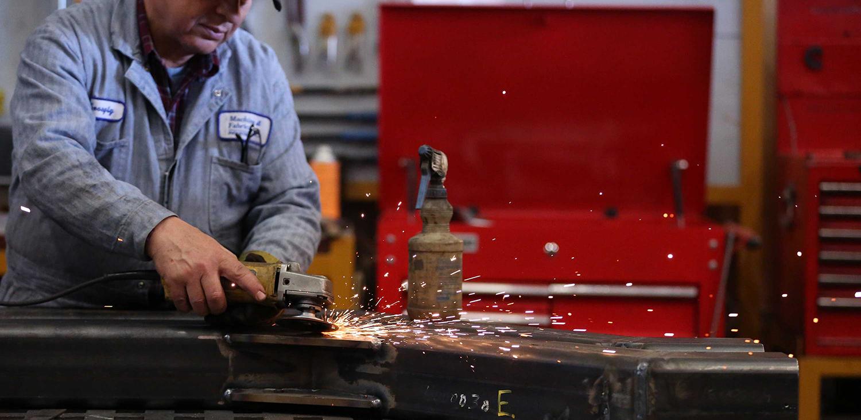 M&F - Machining and Fabrication